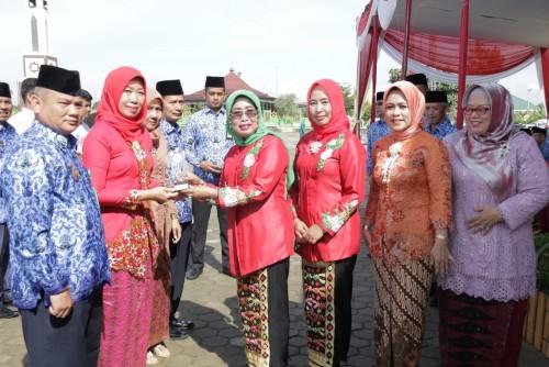 Peringatan Hari Kartini ke-140 Tahun 2019. (Foto: Eprizal)