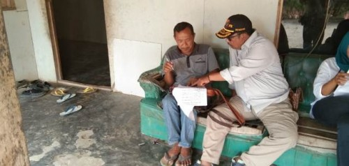 DD 2019 di Tiyuh Margo Mulyo Kecamatan Batu Putih Diduga Di Mark Up dan di Salah Gunakan