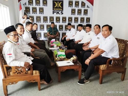 Buktikan Keseriusan Maju dalam Pilkada Lamsel,PKS dan TEC Makin Intens