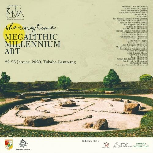 Tubaba Berwacana Gelar Acara Bertajuk Sharing Time Megalithic Millennium Art