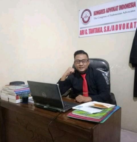 Ari Tantaka Seketaris LPA Kabupaten Tulang Bawang Barat
