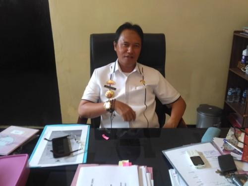 Kepala BKPSDM Lampung Barat, Drs. Nukman M.S, MM.